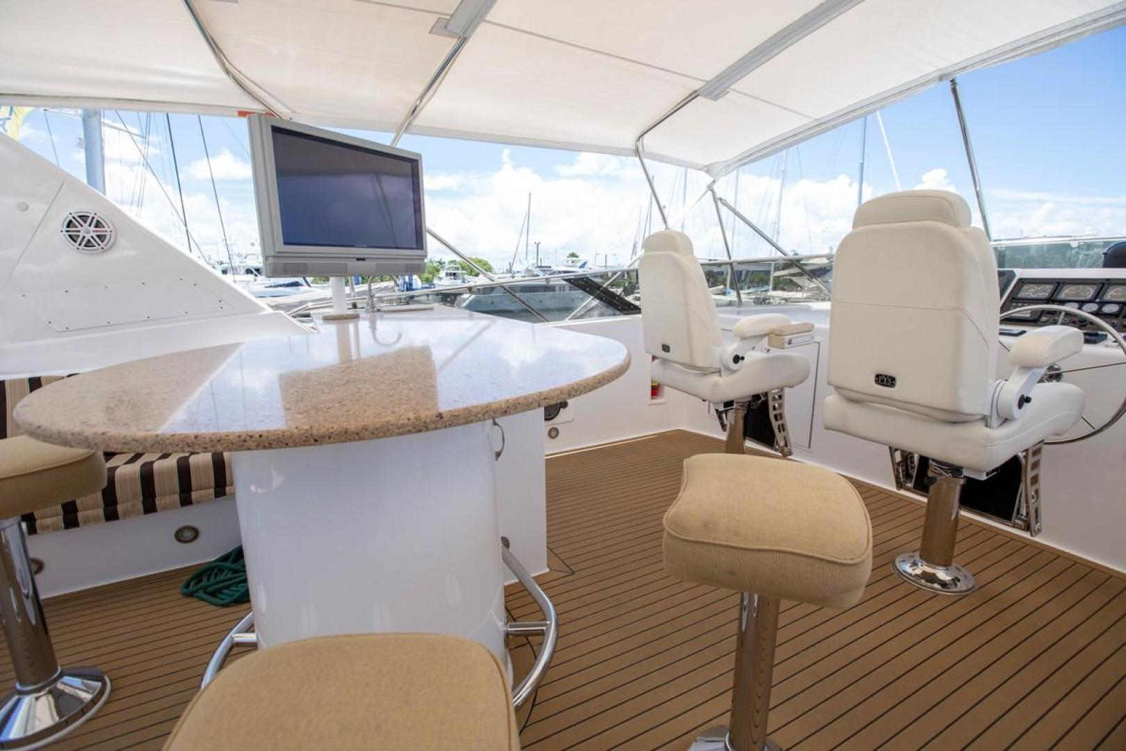 Hatteras-Cockpit Motor Yacht 2000-Getaway Ft. Lauderdale-Florida-United States-977394 | Thumbnail