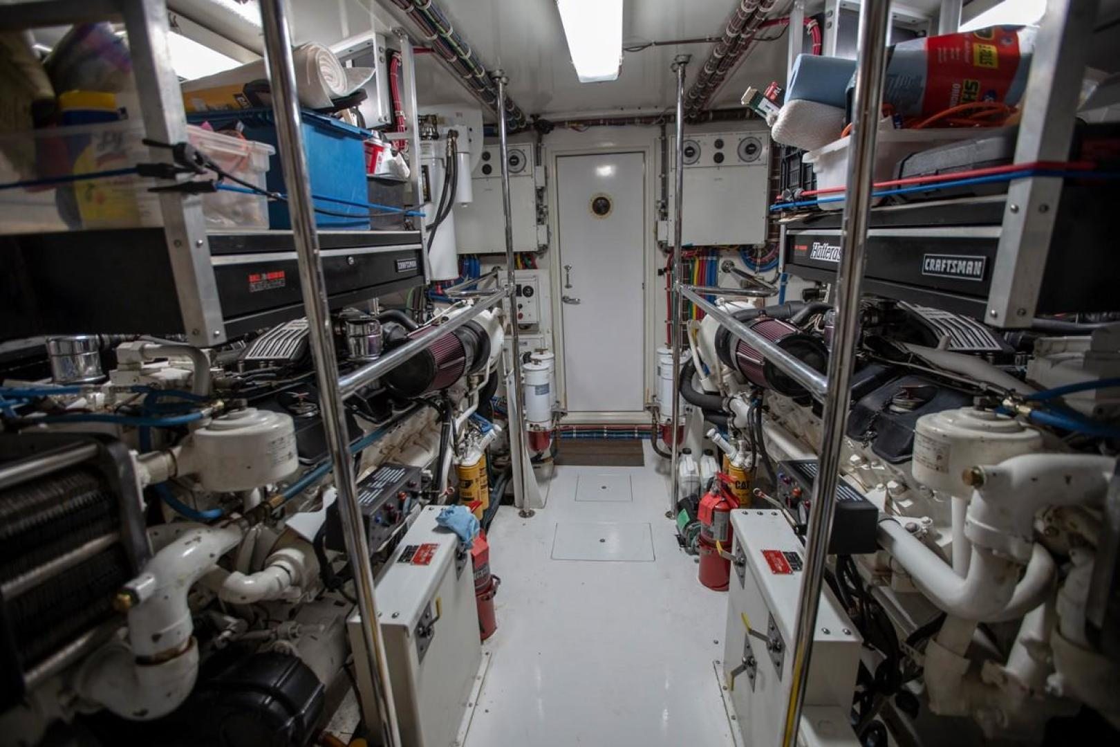 Hatteras-Cockpit Motor Yacht 2000-Getaway Ft. Lauderdale-Florida-United States-977380 | Thumbnail