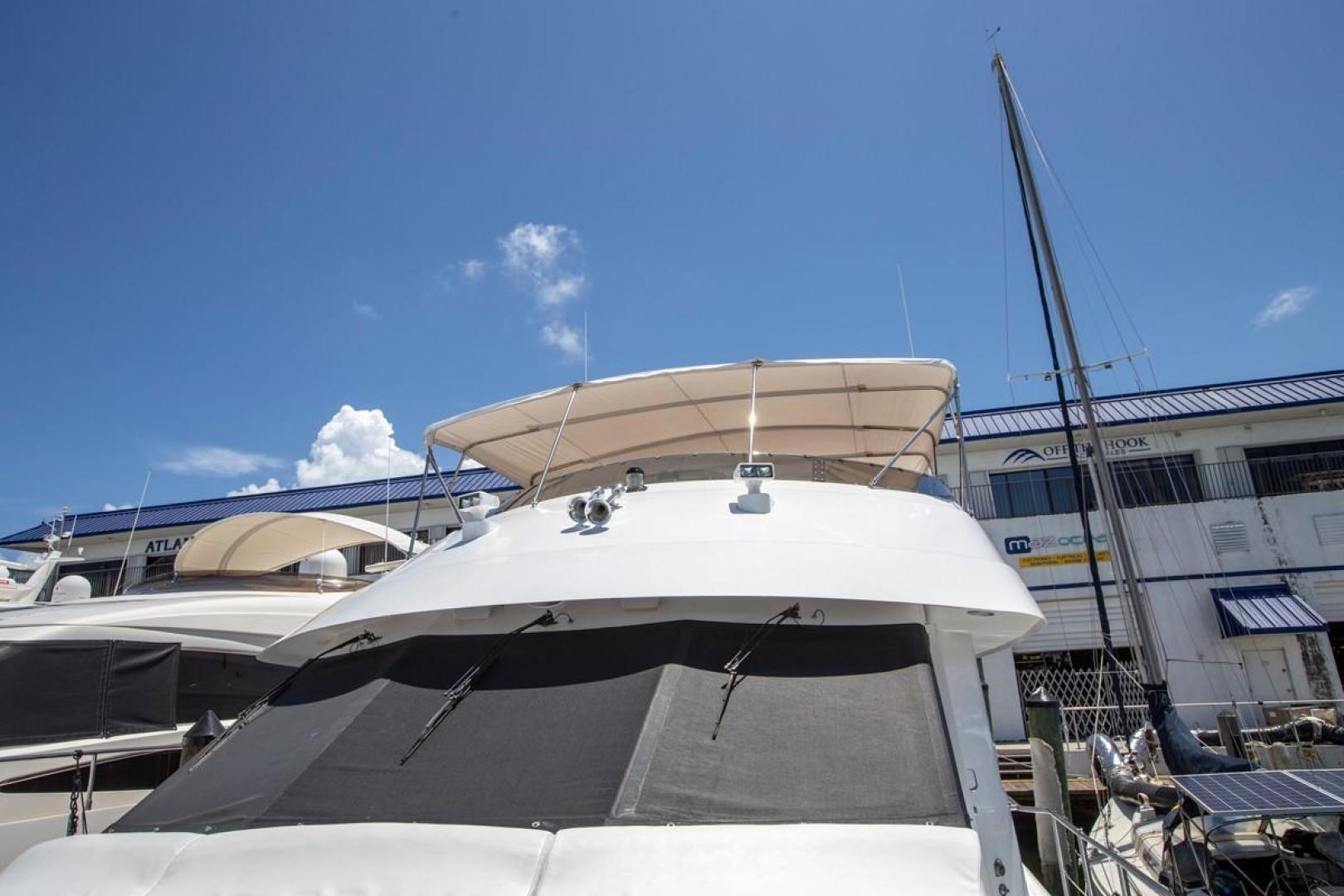 Hatteras-Cockpit Motor Yacht 2000-Getaway Ft. Lauderdale-Florida-United States-977411 | Thumbnail