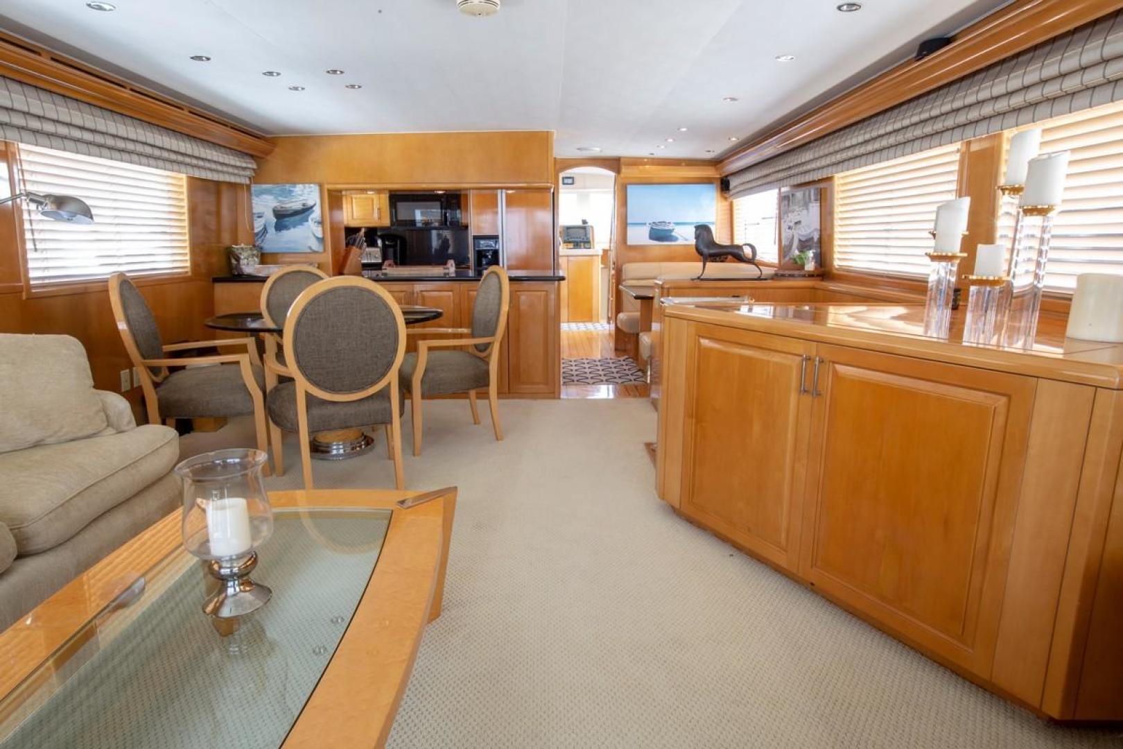 Hatteras-Cockpit Motor Yacht 2000-Getaway Ft. Lauderdale-Florida-United States-977362 | Thumbnail