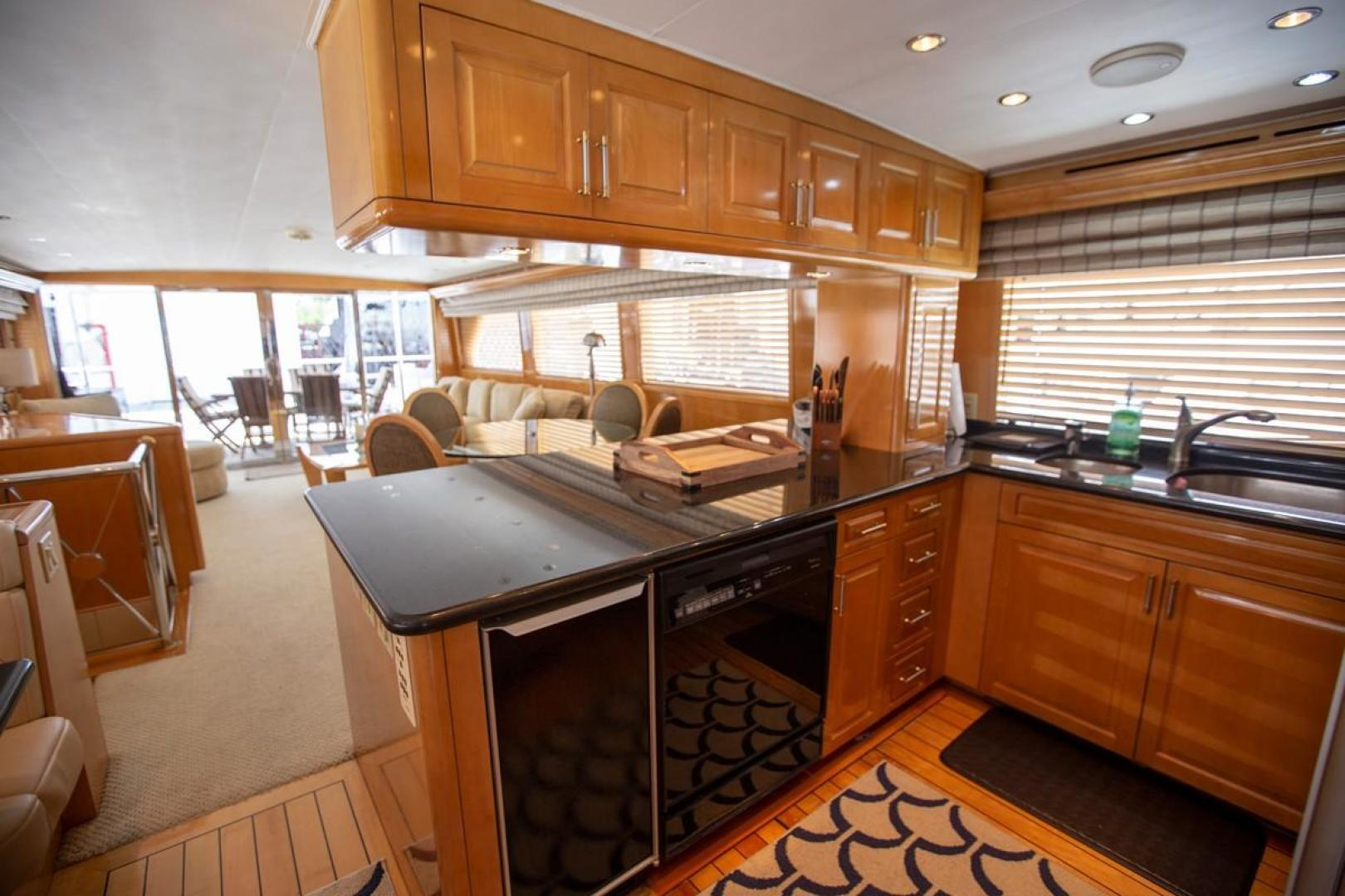 Hatteras-Cockpit Motor Yacht 2000-Getaway Ft. Lauderdale-Florida-United States-977370 | Thumbnail