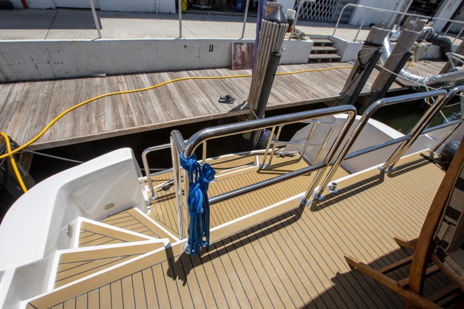 Hatteras-Cockpit Motor Yacht 2000-Getaway Ft. Lauderdale-Florida-United States-977407 | Thumbnail
