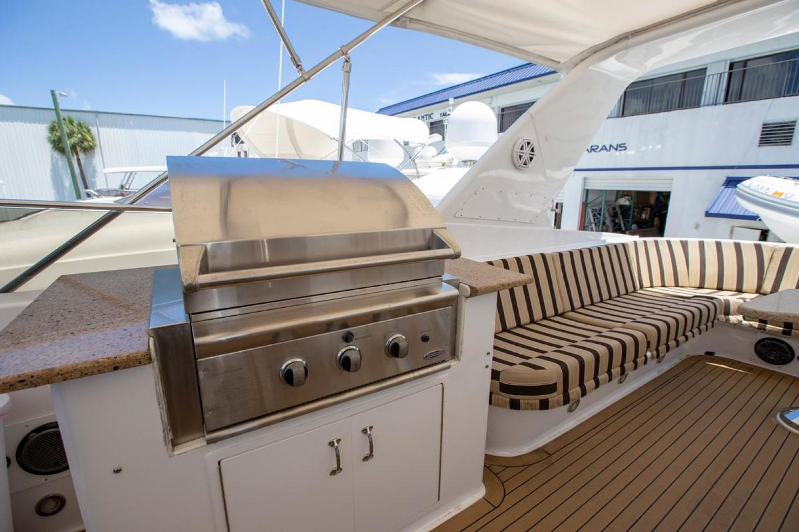 Hatteras-Cockpit Motor Yacht 2000-Getaway Ft. Lauderdale-Florida-United States-977397 | Thumbnail