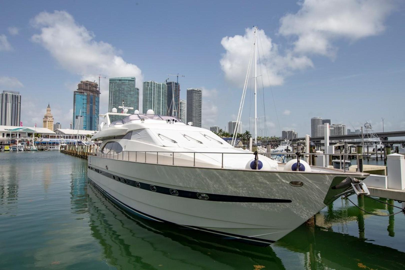 Picture Of: 78' Azimut 78 Ultra Motoryacht 1996 Yacht For Sale | 2 of 36