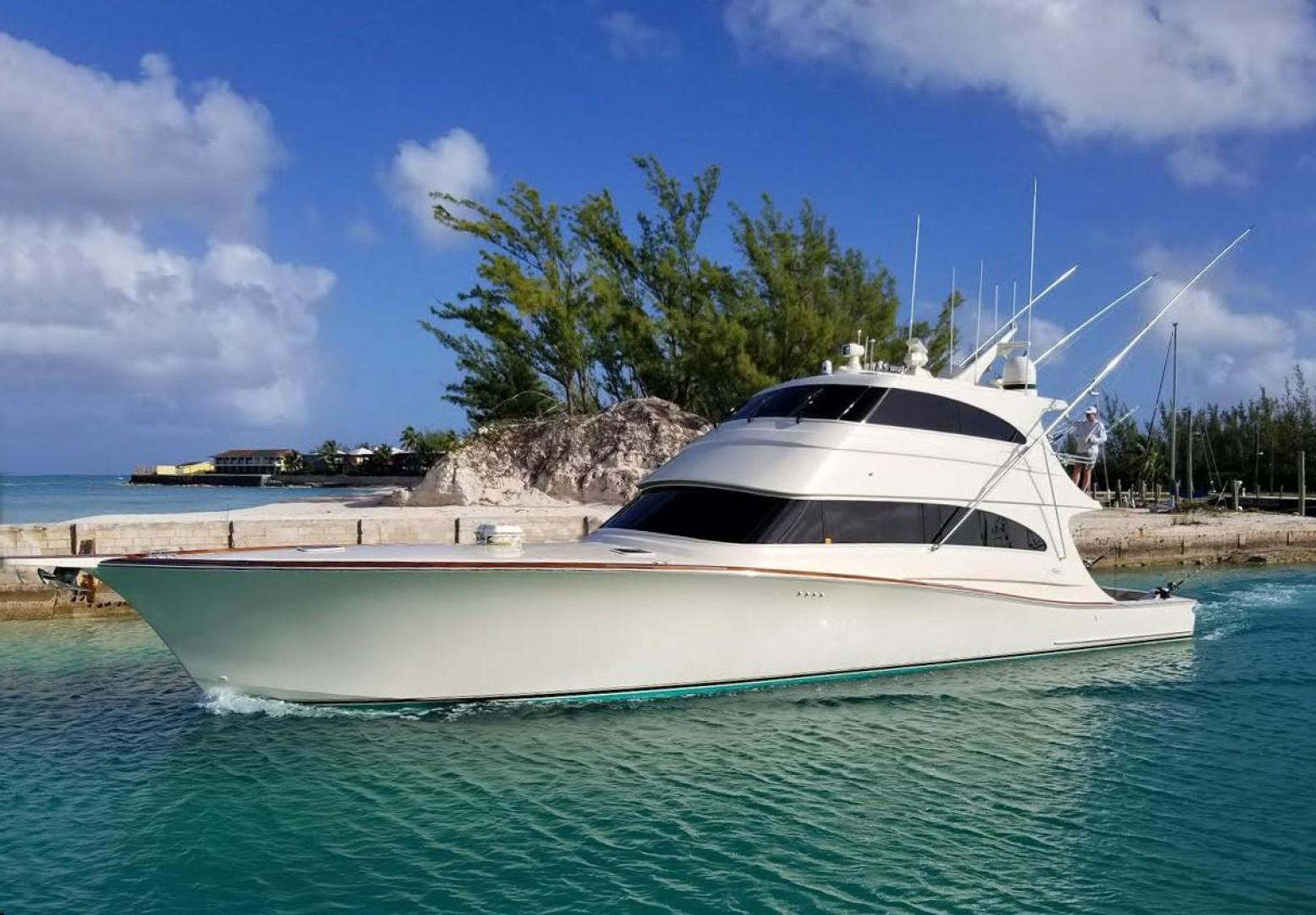 Picture Of: 70' Custom Malle Enclosed Bridge SF 2010 Yacht For Sale   1 of 65
