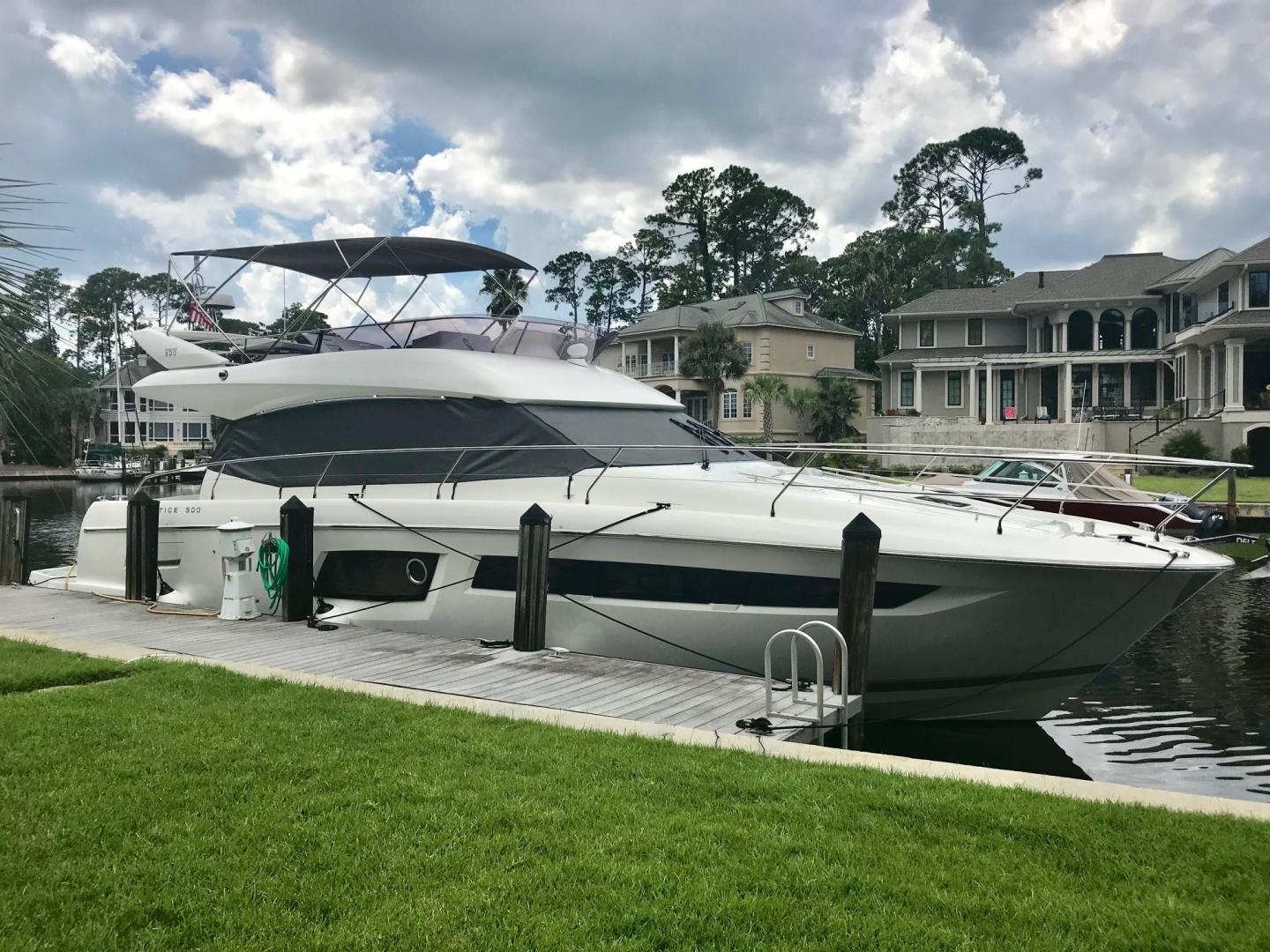 Picture Of: 49' Prestige 500 2017 Yacht For Sale   1 of 24
