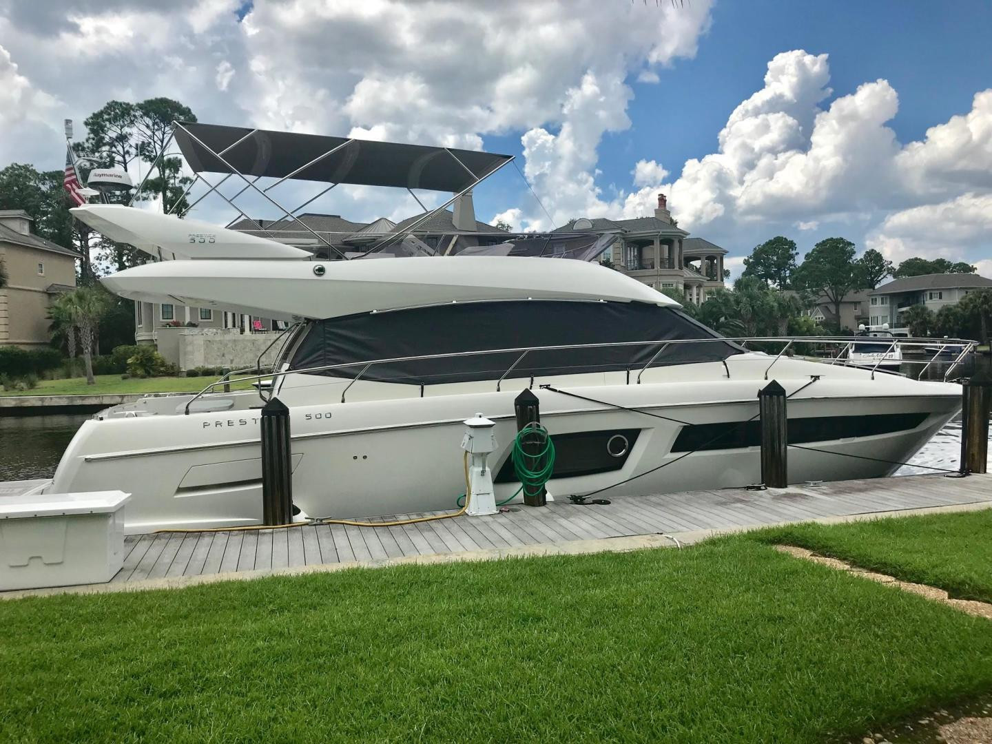 Picture Of: 49' Prestige 500 2017 Yacht For Sale   2 of 24