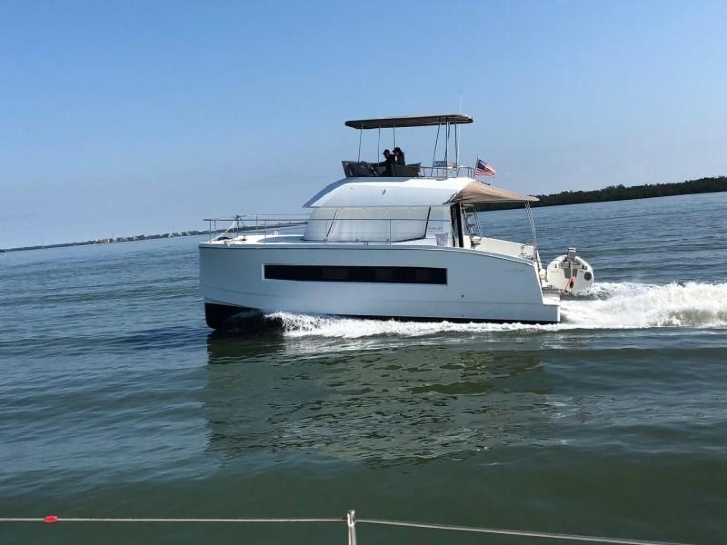 Picture Of: 37' Fountaine Pajot MY 37 2017 Yacht For Sale | 2 of 38