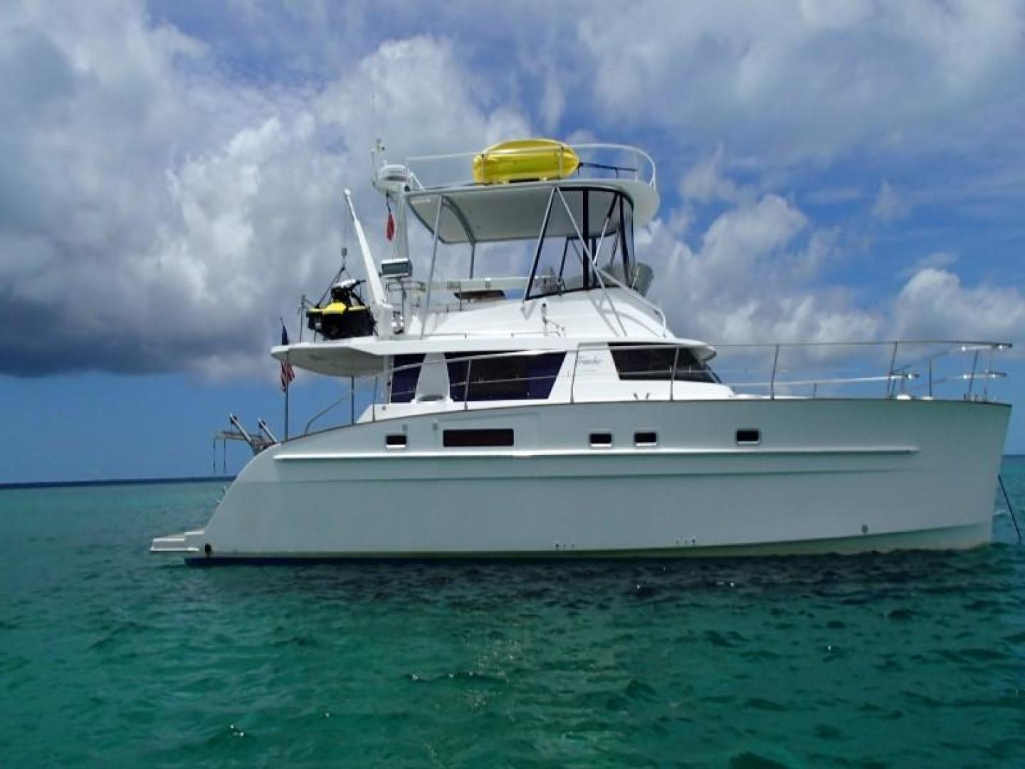 Picture Of: 46' Fountaine Pajot Cumberland 46 2008 Yacht For Sale | 1 of 41