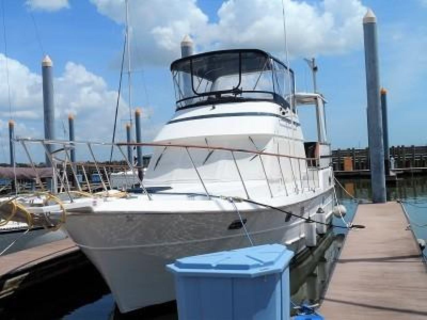 Used Heritage East 36' East 36 Sundeck Trawler For Sale In