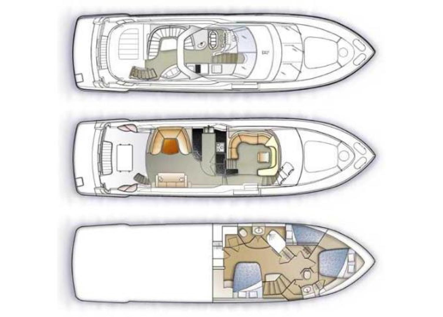 Picture Of: 56' Carver 56 Voyager 2006 Yacht For Sale | 2 of 2