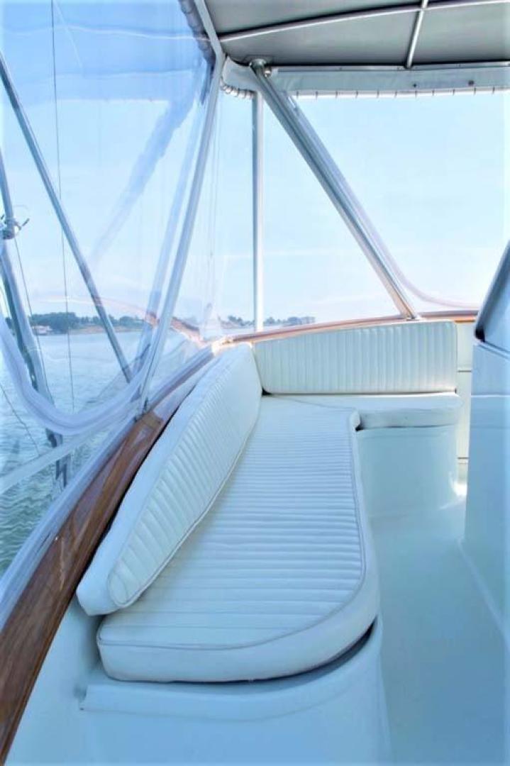 Buddy Davis-47 Sportfish 1988-Yellowfin Milford-Connecticut-United States-Bridge Seating Port-1031251   Thumbnail