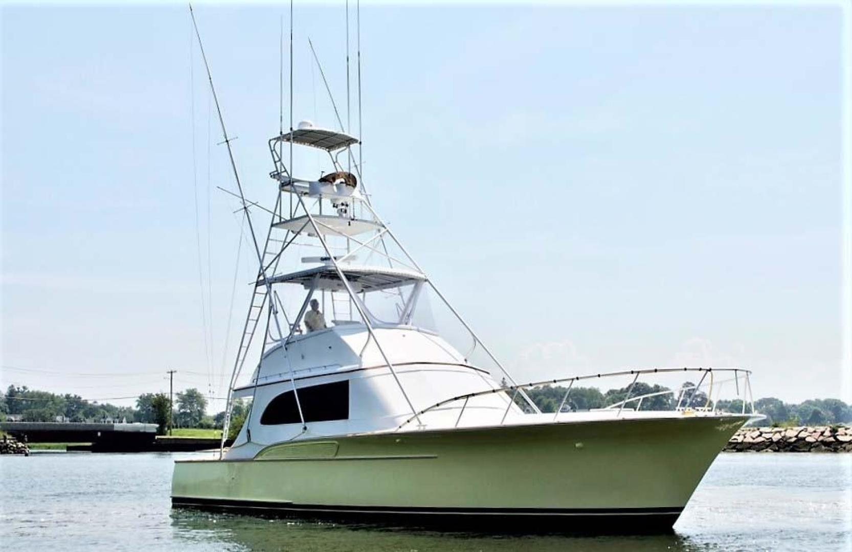 Buddy Davis-47 Sportfish 1988-Yellowfin Milford-Connecticut-United States-Profile-1031233   Thumbnail