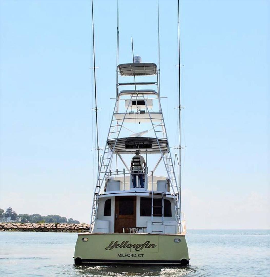 Buddy Davis-47 Sportfish 1988-Yellowfin Milford-Connecticut-United States-Stern-1031238   Thumbnail