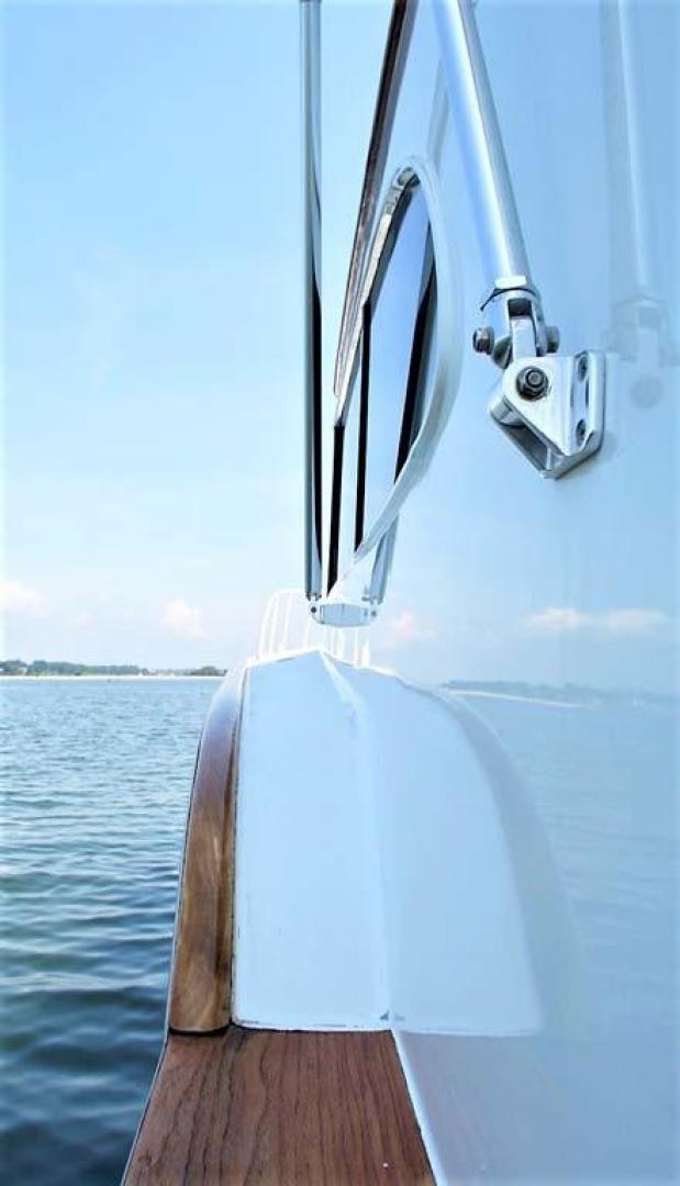 Buddy Davis-47 Sportfish 1988-Yellowfin Milford-Connecticut-United States-Port Side Deck-1031240   Thumbnail