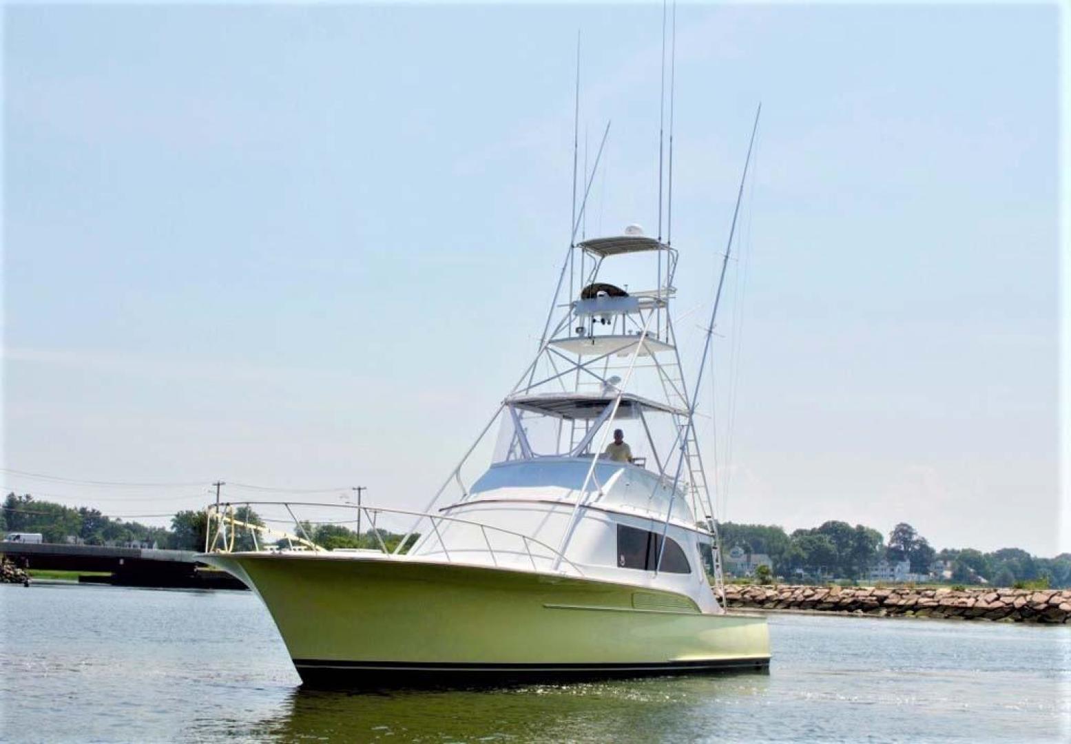 Buddy Davis-47 Sportfish 1988-Yellowfin Milford-Connecticut-United States-Port Side-1031232   Thumbnail