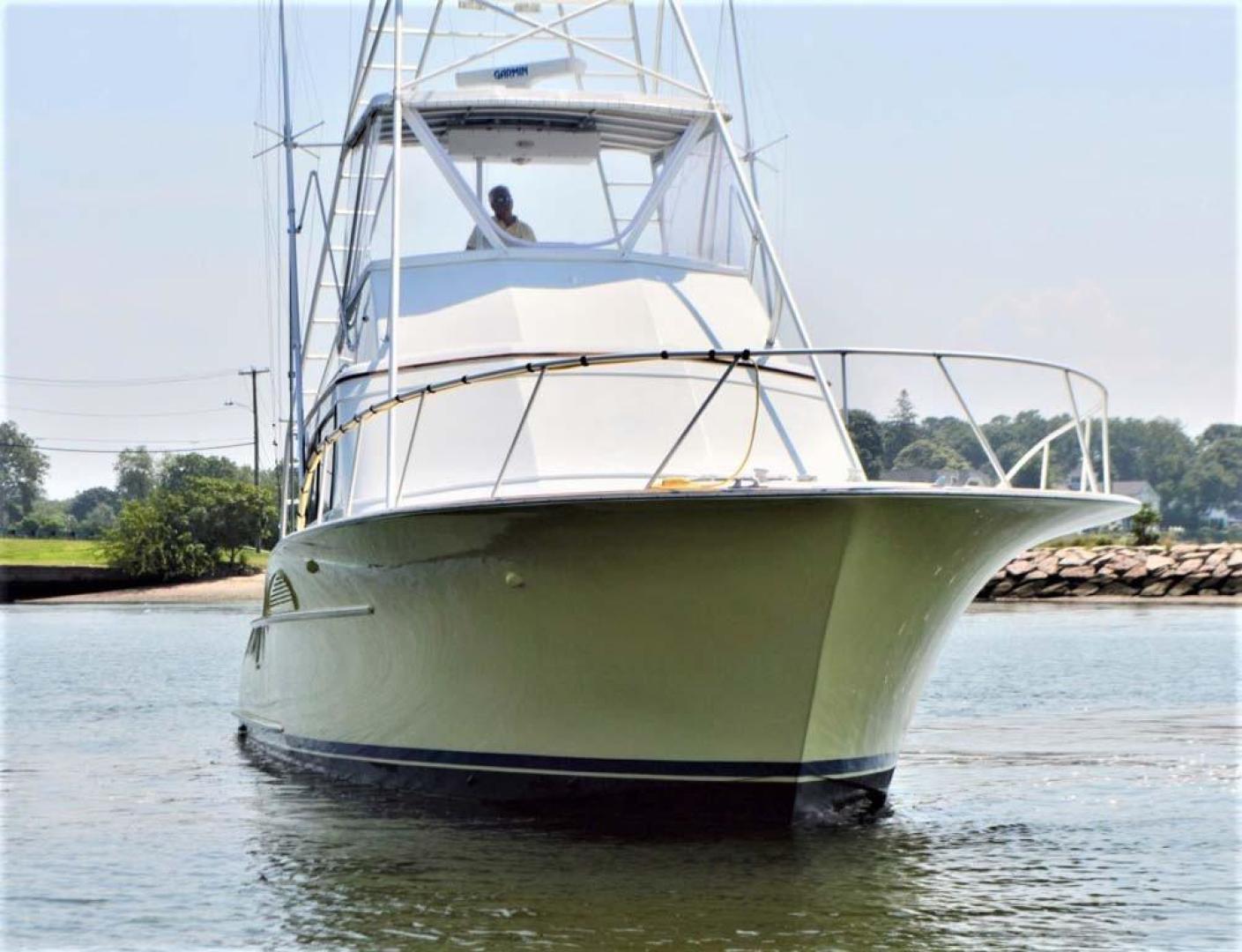 Buddy Davis-47 Sportfish 1988-Yellowfin Milford-Connecticut-United States-Bow-1031234   Thumbnail