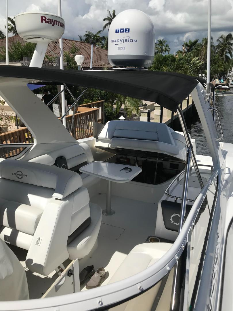 Fountain-48 Express Cruiser 2005-FAST LOLO Fort Lauderdale-Florida-United States-1050675 | Thumbnail