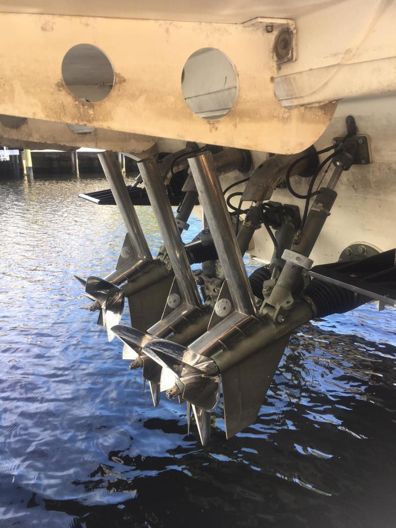 Fountain-48 Express Cruiser 2005-FAST LOLO Fort Lauderdale-Florida-United States-1050703 | Thumbnail
