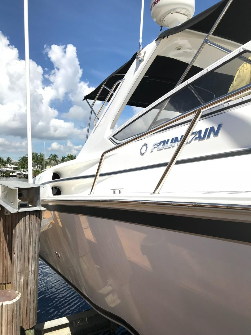 Fountain-48 Express Cruiser 2005-FAST LOLO Fort Lauderdale-Florida-United States-1050643 | Thumbnail