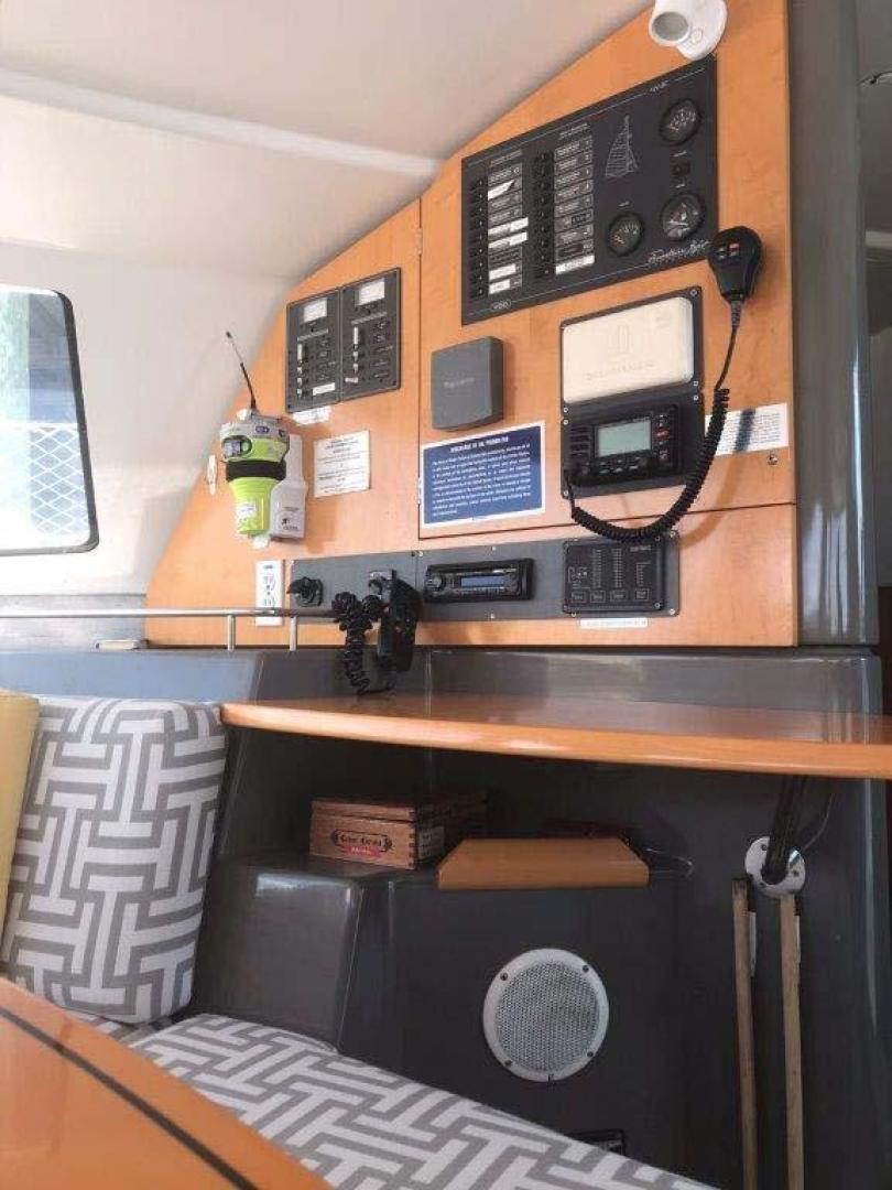 Fountaine Pajot-LAVEZZI 2006-Shiloh League City-Texas-United States-Nav Station-1056871 | Thumbnail