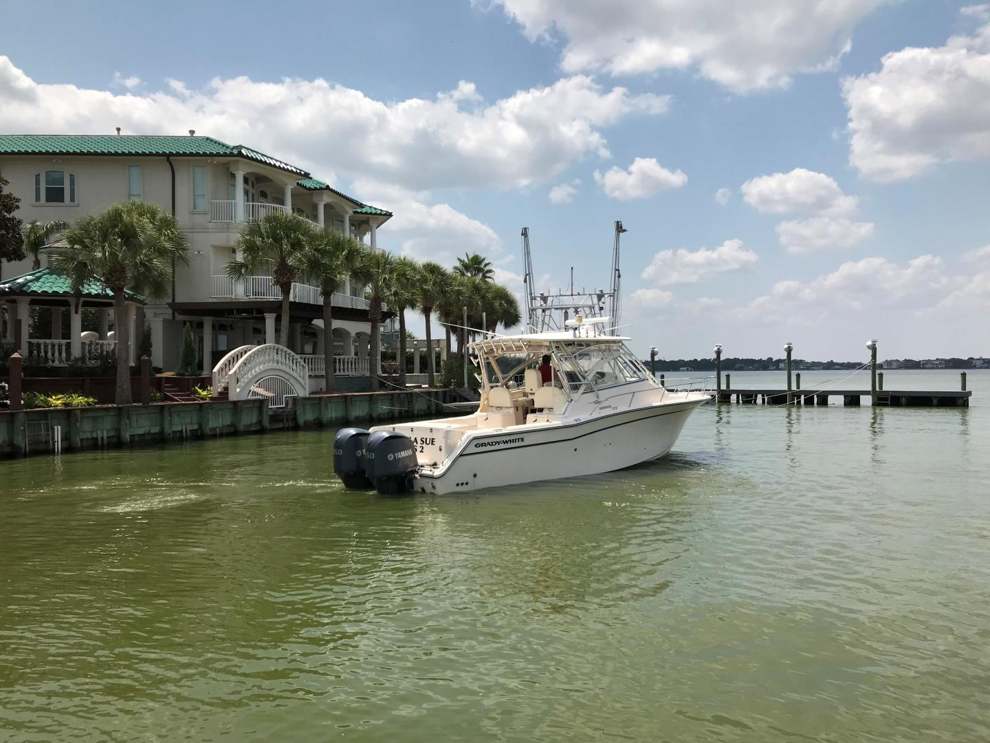 2008 Grady White 33 Express Yacht For Sale Si Yachts Wiring Diagram Launch Gallery