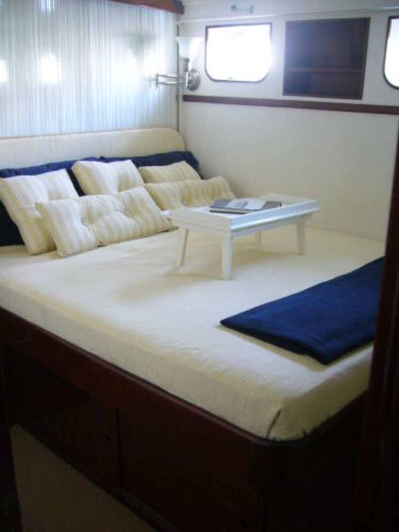 Trumpy-CPMY 1960-ATLAS Stuart-Florida-United States-VIP Guest Stateroom-452868 | Thumbnail