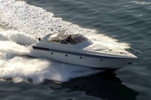 Picture Of: 60' Euromarine Jaguar 60 America 2005 Yacht For Sale | 2 of 9