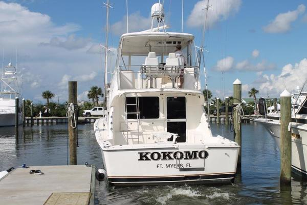 2005Riviera 51 ft 51 Open Flybridge Series    Kokomo