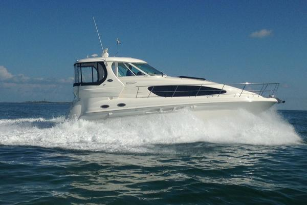 Sea Ray 390MY (Cleanest & most upgraded)