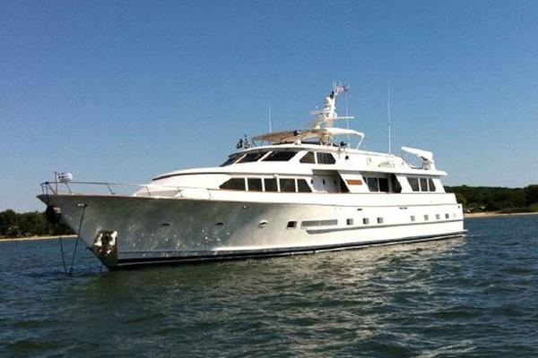 106' Denison Raised Bridge Motor Yacht-1986/2010 1986 | Zantino Iii