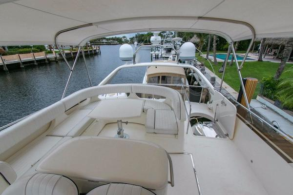 2001Viking 60 ft Sport Cruiser VSC60   PERFECT PACKAGE