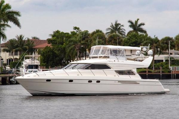 60' Viking Sport Cruiser Vsc60 2001 | Perfect Package
