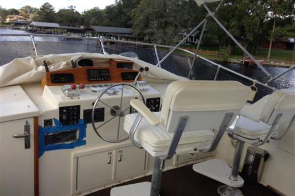 1983Hatteras 56 ft Motoryacht   SILVER TONGUE II