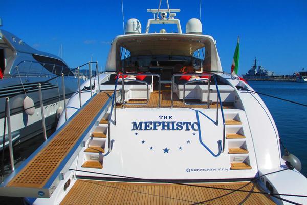 2003Mangusta 80 ft 80   Mephisto