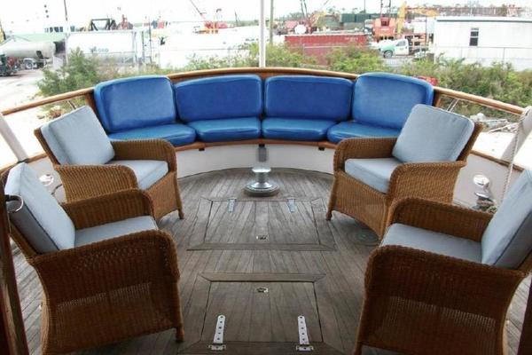 1964 Feadship 86' Classic Canoe Stern City   Picture 7 of 67