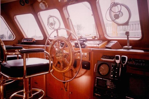 1964 Feadship 86' Classic Canoe Stern City   Picture 1 of 67
