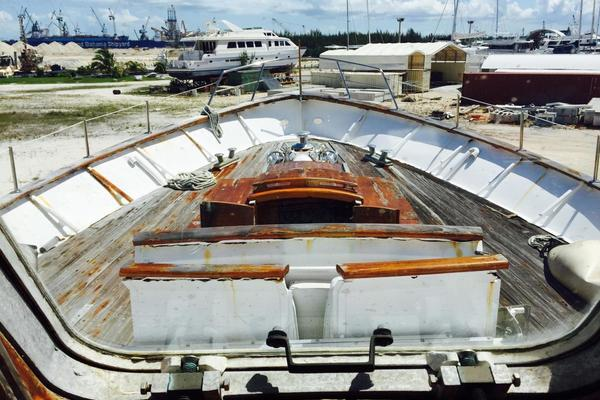 1964 Feadship 86' Classic Canoe Stern City   Picture 2 of 67