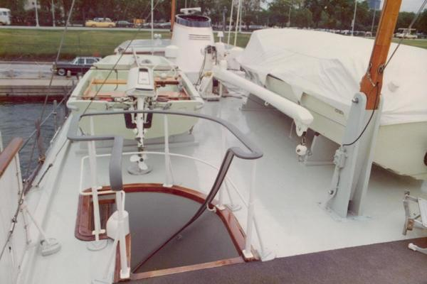 1964 Feadship 86' Classic Canoe Stern City   Picture 5 of 67