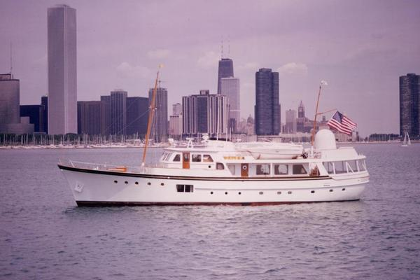 1964 Feadship 86' Classic Canoe Stern City   Picture 8 of 67