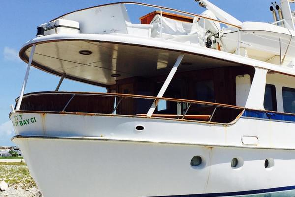 1964 Feadship 86' Classic Canoe Stern City   Picture 6 of 67