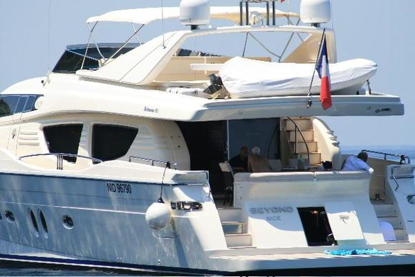 2010Posillipo 80 ft Technema 80