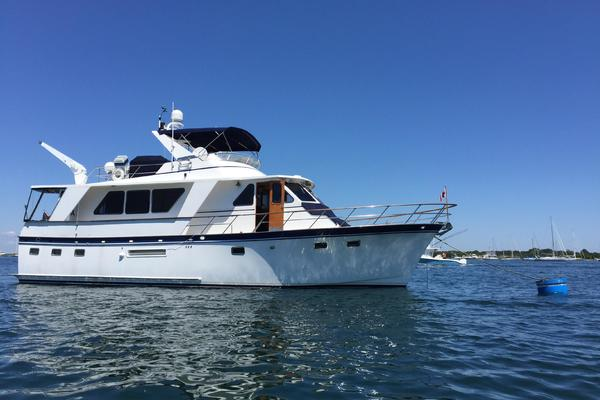 53' DeFever 53 POC 1987 | Dolphin Dreams