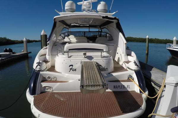2002Sunseeker 44 ft Camargue 44