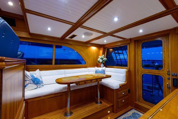 2004Lyman Morse 82 ft Motoryacht   INSIGNIA