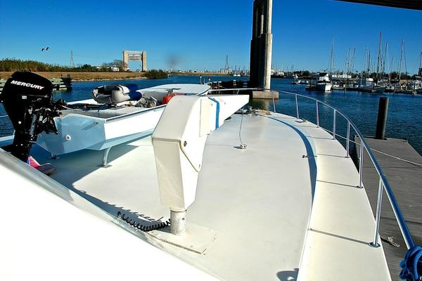 2001 Infinity 74' Cockpit Motor Yacht Don't Matter | Picture 7 of 57