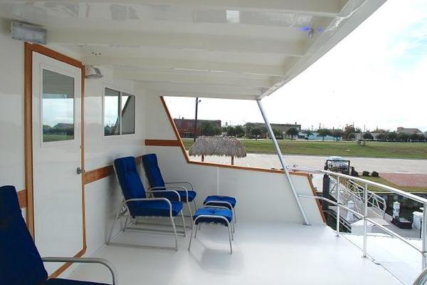 2001 Infinity 74' Cockpit Motor Yacht Don't Matter | Picture 1 of 57