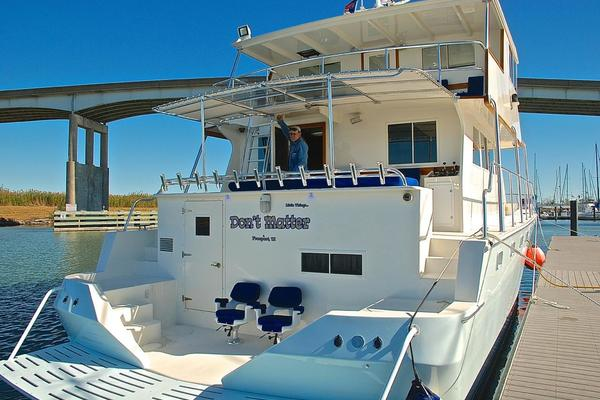 Picture Of: 74' Infinity Cockpit Motor Yacht 2001 Yacht For Sale | 2 of 57