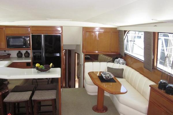 2000 Viking 60' 60 Cockpit Sport Yacht Lindonia | Picture 1 of 25