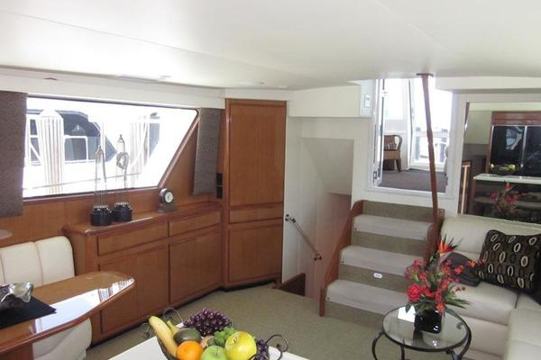 2000 Viking 60' 60 Cockpit Sport Yacht Lindonia | Picture 3 of 25